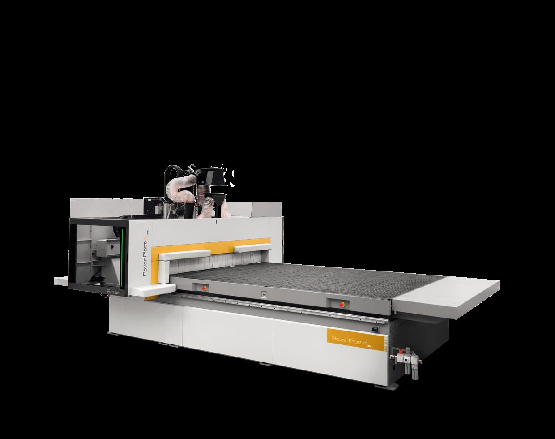 5 axis cnc machine plastic ROVER PLAST K FT: Photo 1
