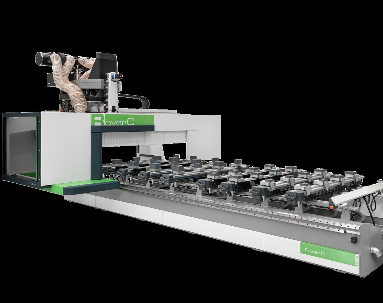 CNC Milling Machines ROVER C: Photo 1