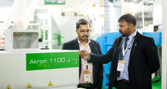 Biesse at Delhiwood 2019