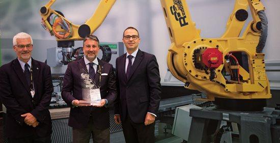 WN 6 ROS Wins the Visionary Award!