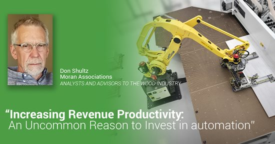 Increasing Revenue Productivity