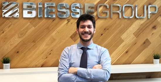 Niko Vouteros Joins Biesse America and Canada