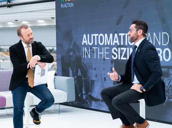 Inside in Action: tecnología, sobre la vida. Inside va más allá, con lo real y lo digital.