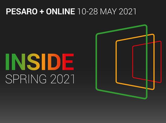 Inside Spring 2021, eine außergewöhnliche Ausgabe,  die grenzenlos zu erleben ist