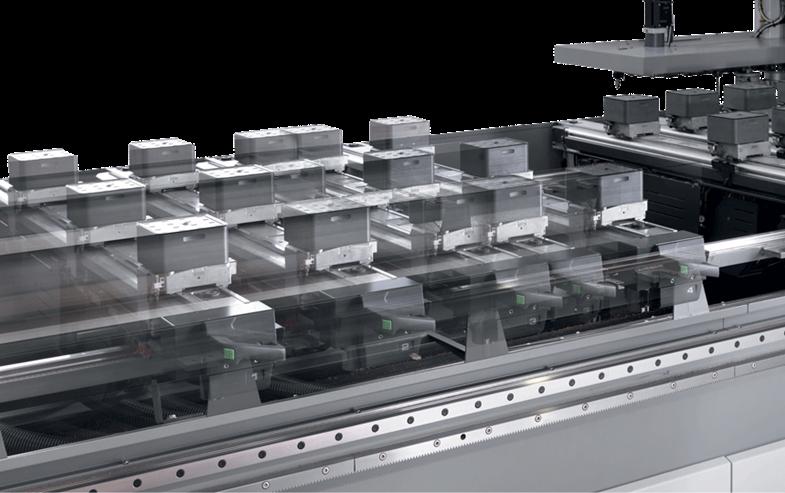 CNC Milling Machines ROVER C: Photo 8