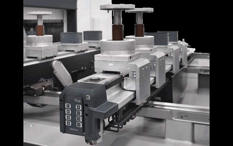 CNC Milling Machines ROVER C: Photo 10