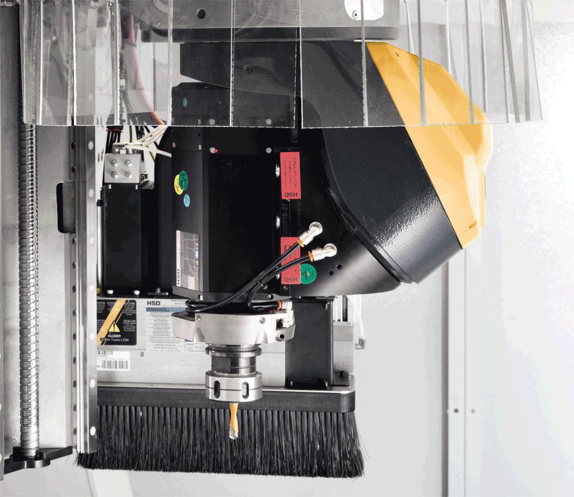 CNC-Bearbeitungszentren ROVER PLAST A FT: Foto 6