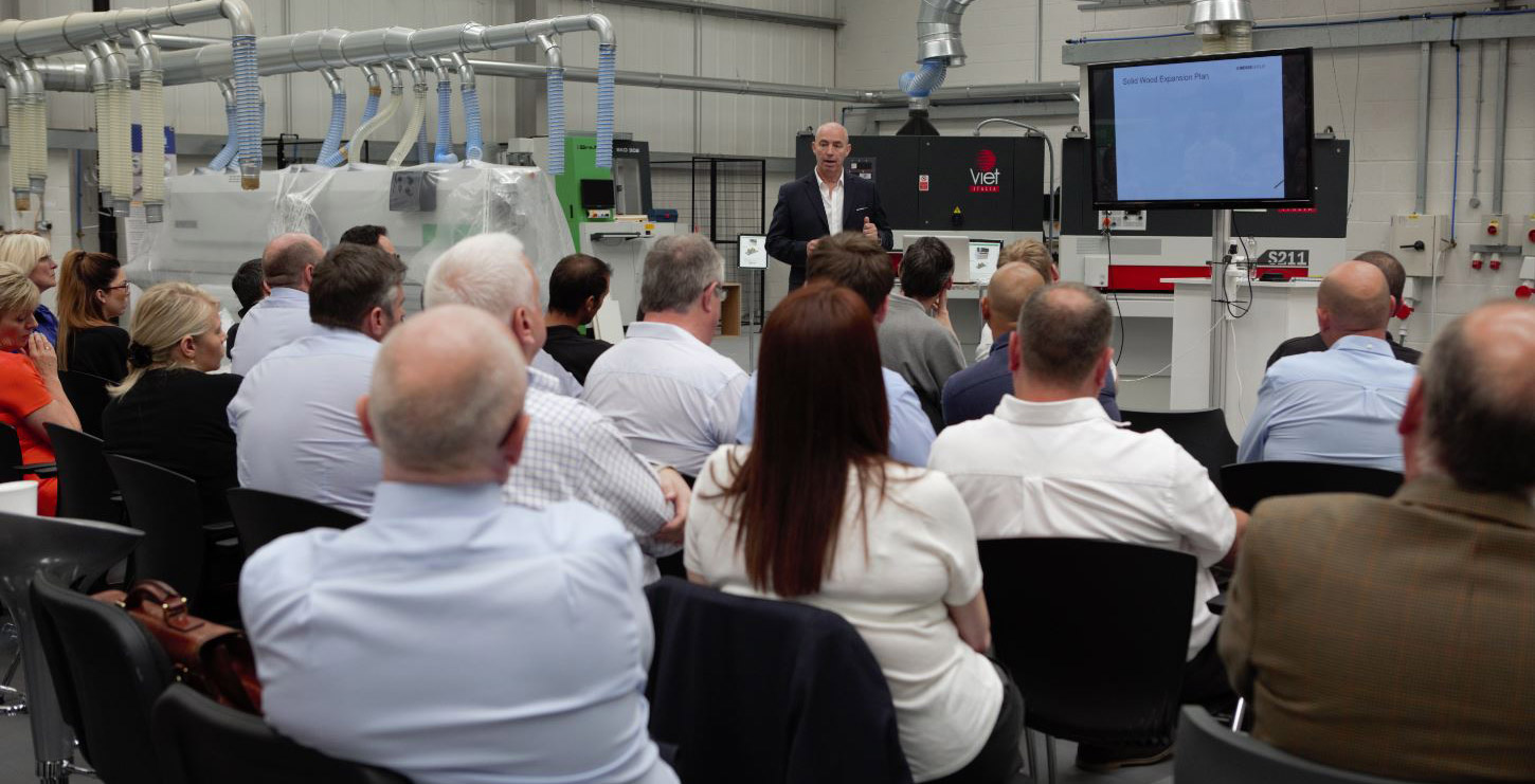 Biesse UK: still going strong after 25 years