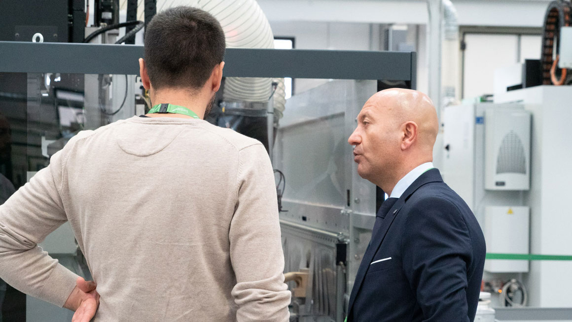 Not just technology at Biesse's Inside 2018: Photo 1