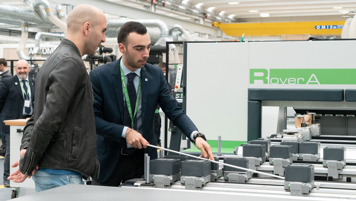 Not just technology at Biesse's Inside 2018: Photo 5