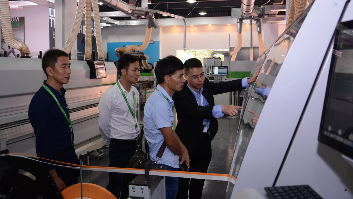 "Biesse China: Theme Event ""Turning Vision into Reality"" and ""Digitalization & Smart Production"" Seminar  came to a successful end.: Photo 5"