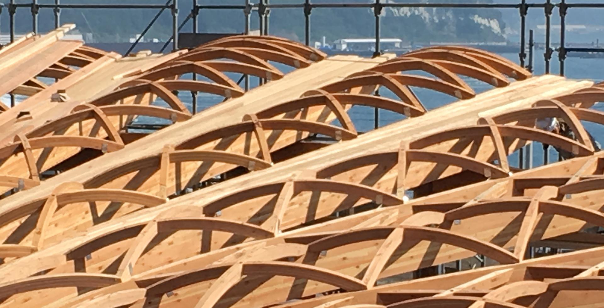 Biesse для деревянного домостроения