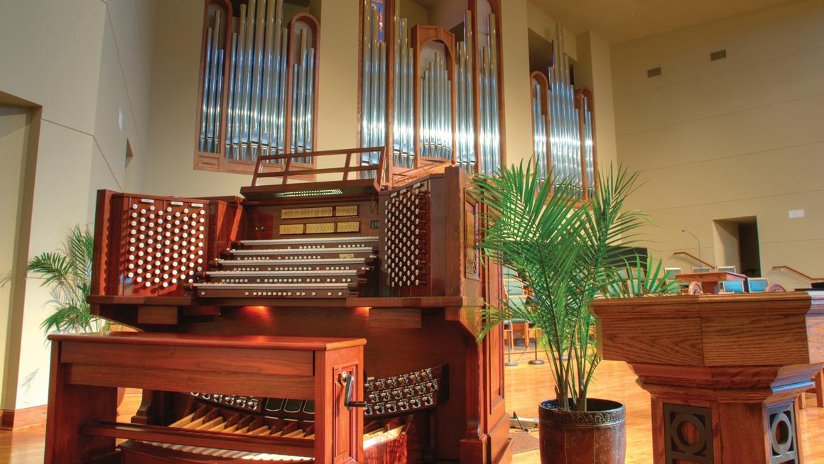 Allen Organ: Foto 2
