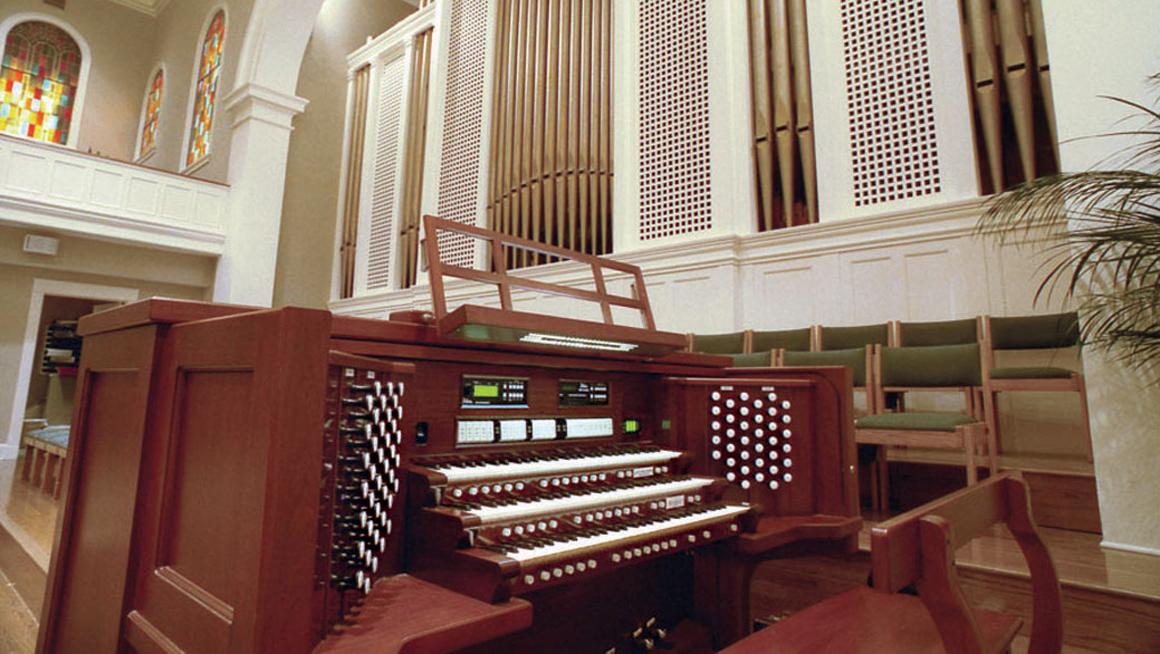 Allen Organ: Photo 3