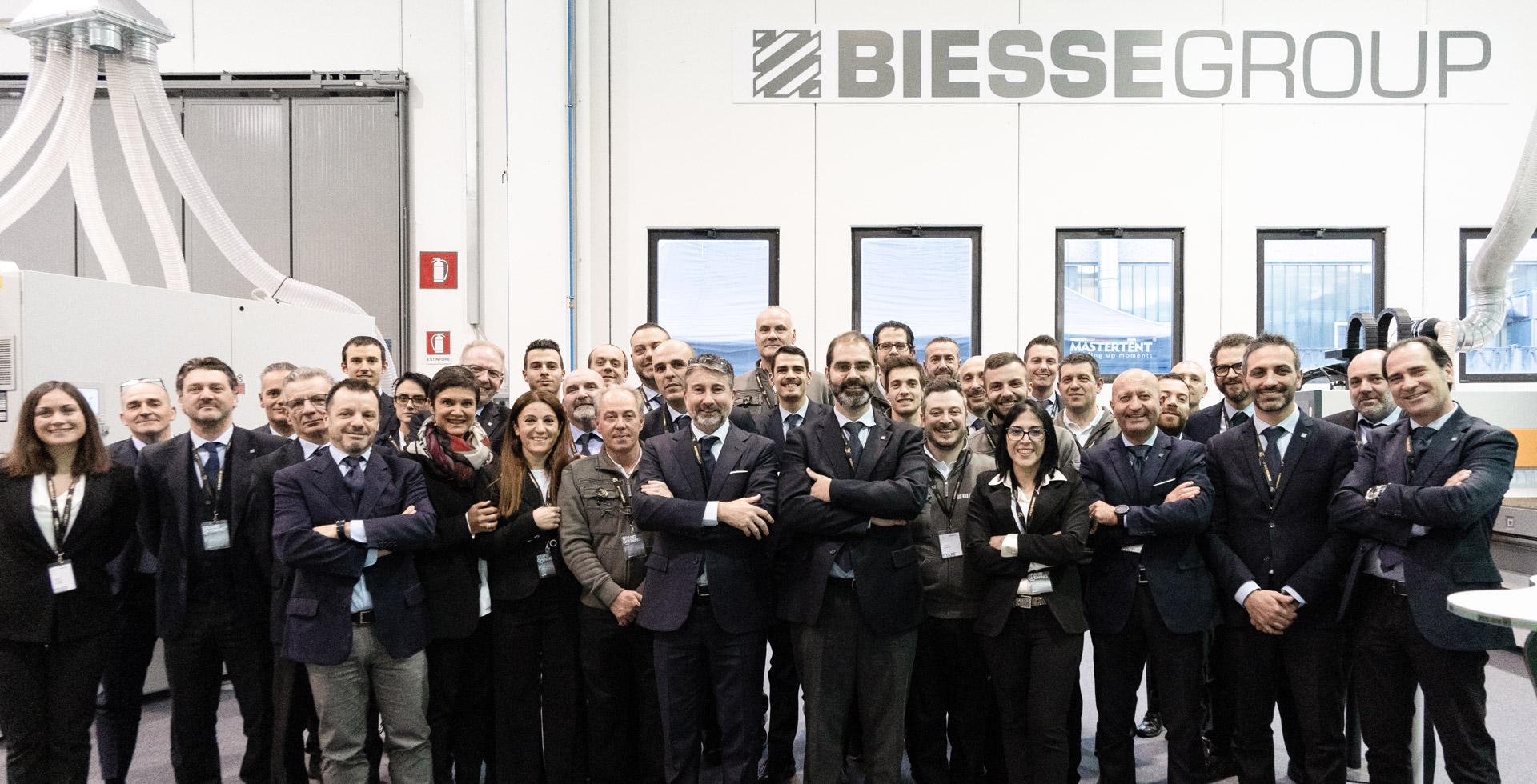 Grand Opening Biesse Brianza
