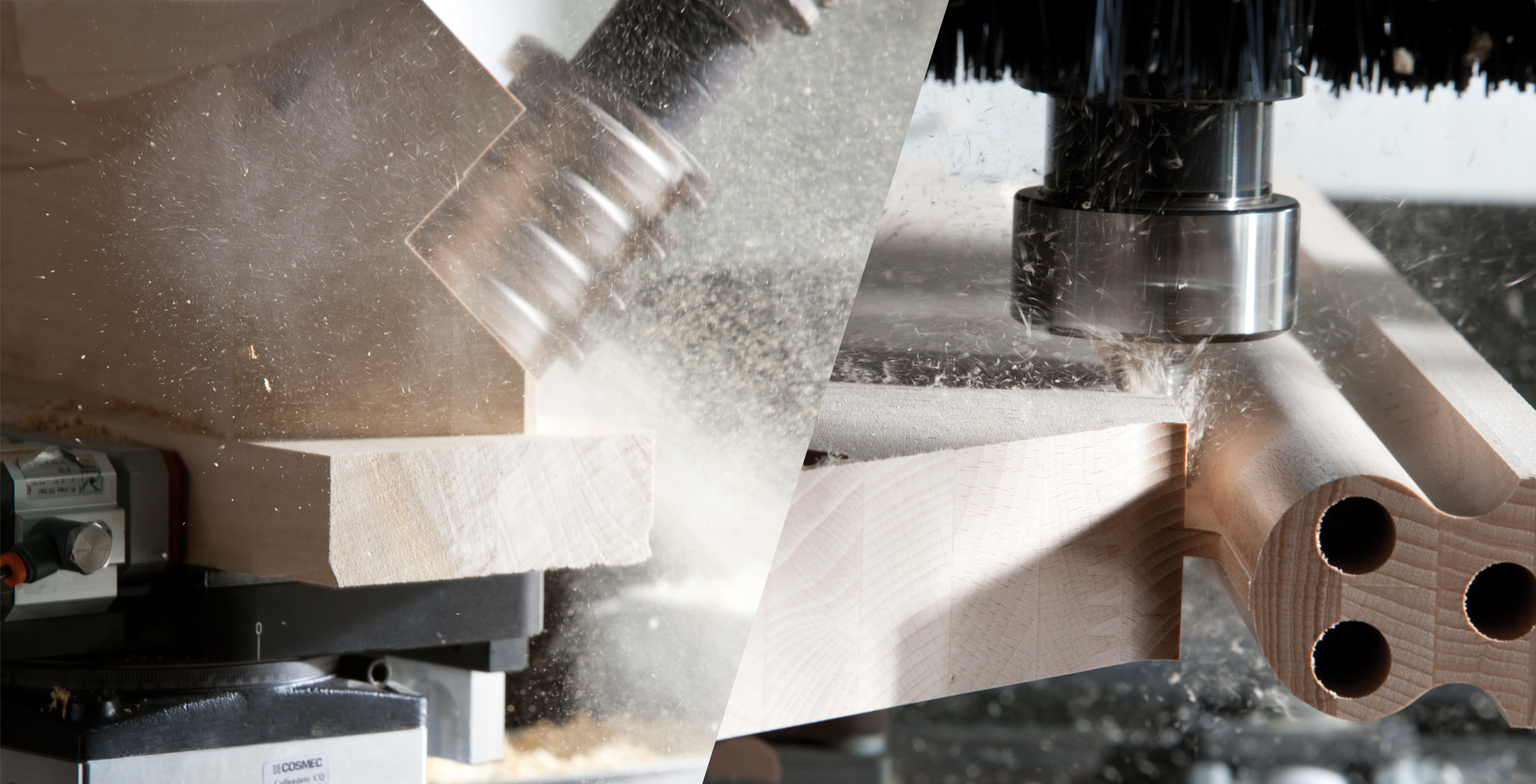 Machining of Solid Wood