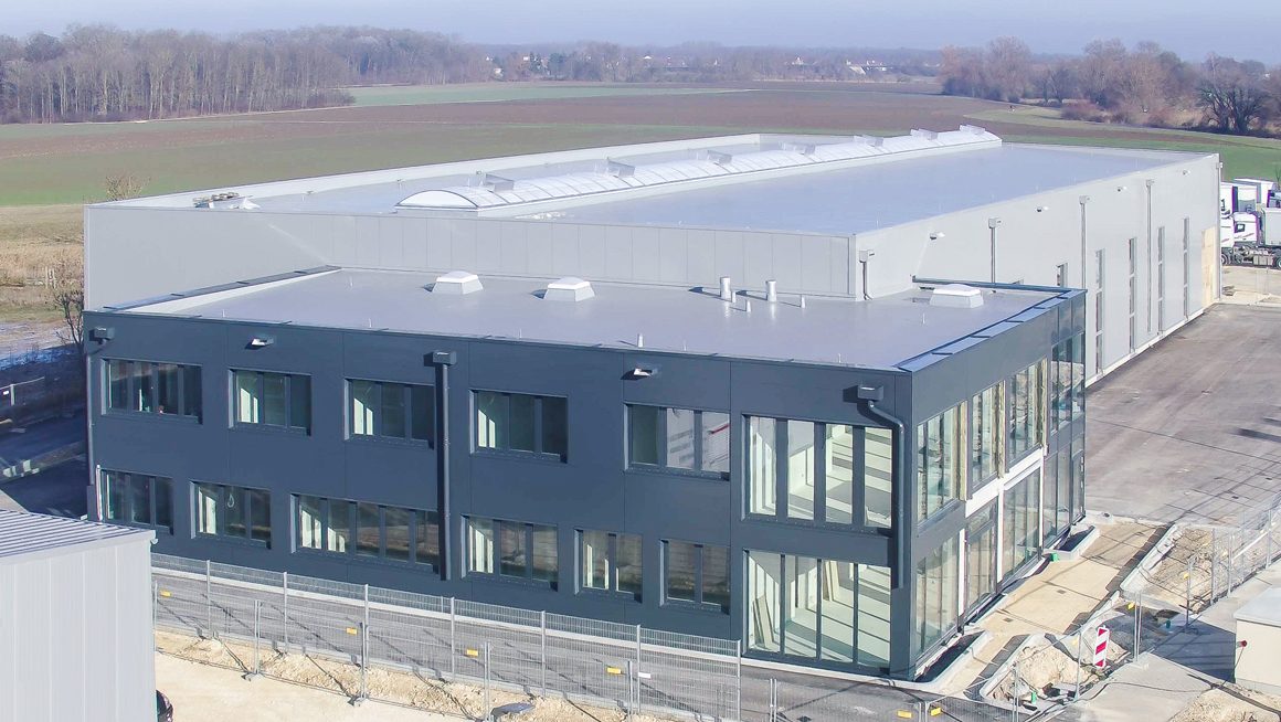 New building in Nersingen: Biesse sets the course for the future: Photo 2