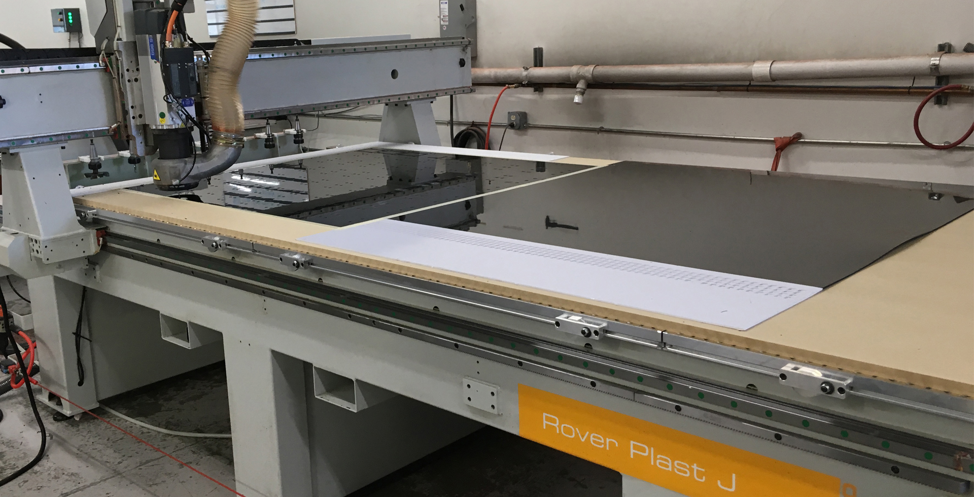Making Short Run a Profit with CNC Routers