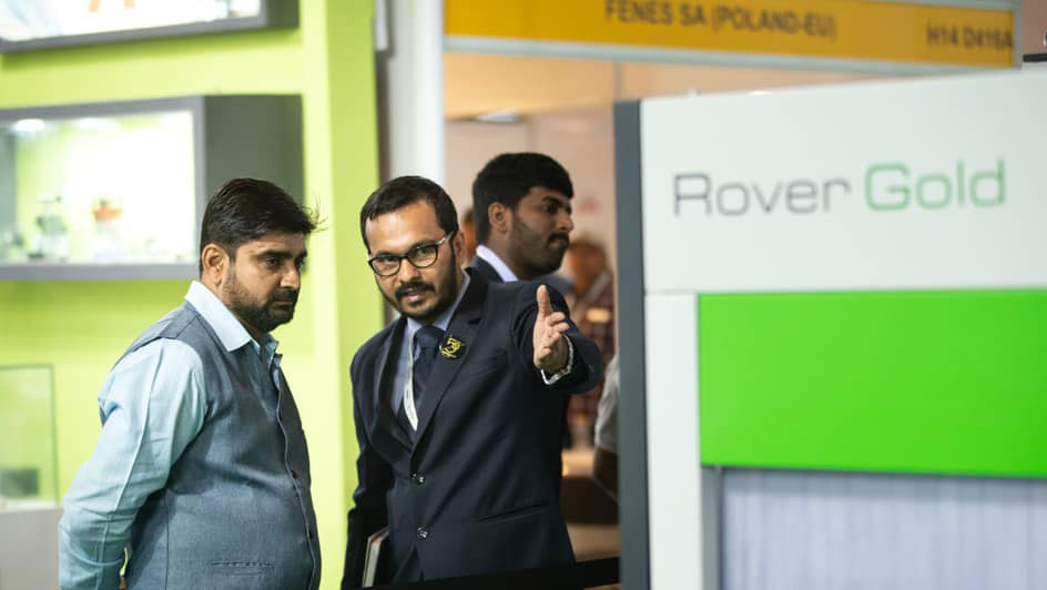 Biesse at Delhiwood 2019: Photo 1