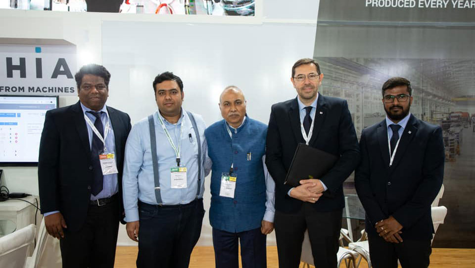 Biesse at Delhiwood 2019: Photo 2