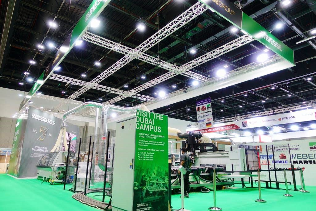 Dubai Woodshow 2019: Photo 2