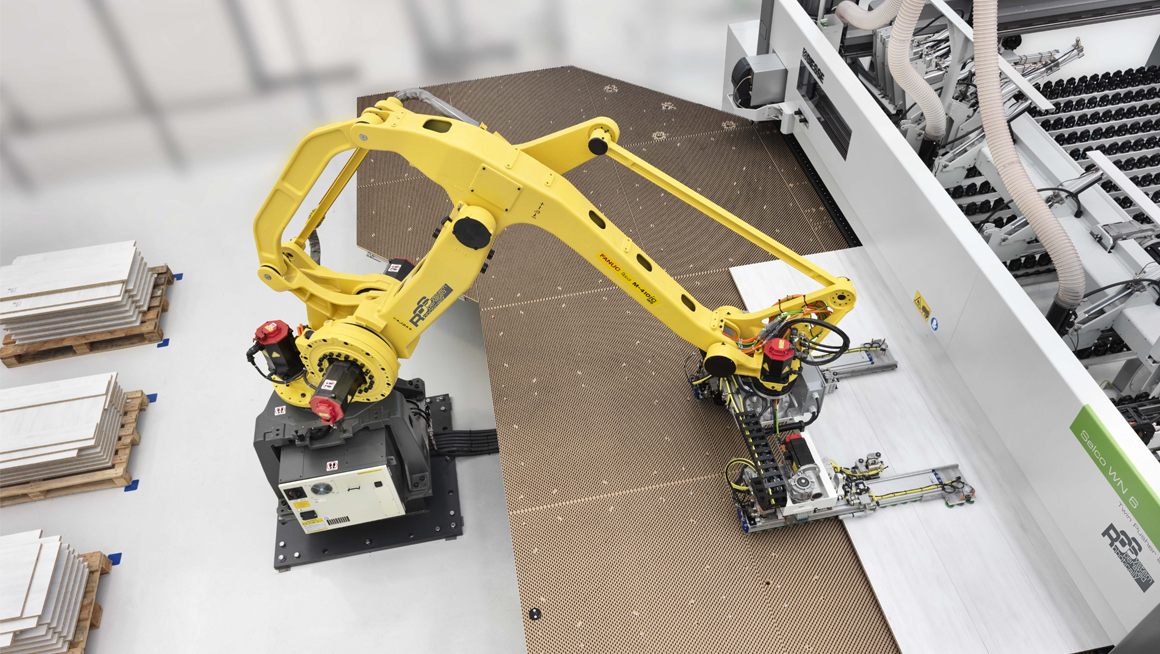 A Revolution in Robotically Operated Systems debuts in North America at AWFS: Foto 1