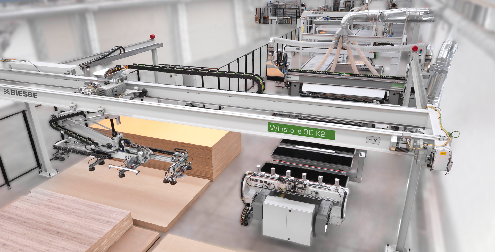 Looking to invest in a nested CNC machine or beam saw? Think forward three or more years.