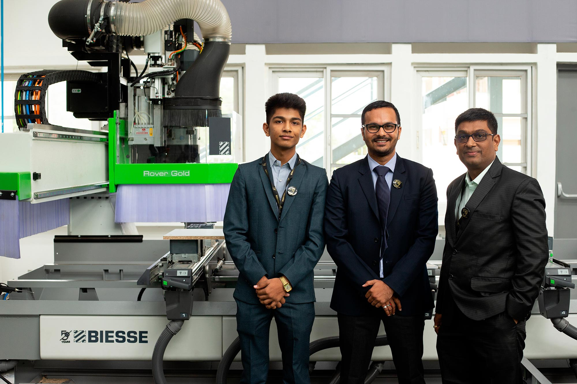 INSIDE BIESSE INDIA 2019: Photo 5