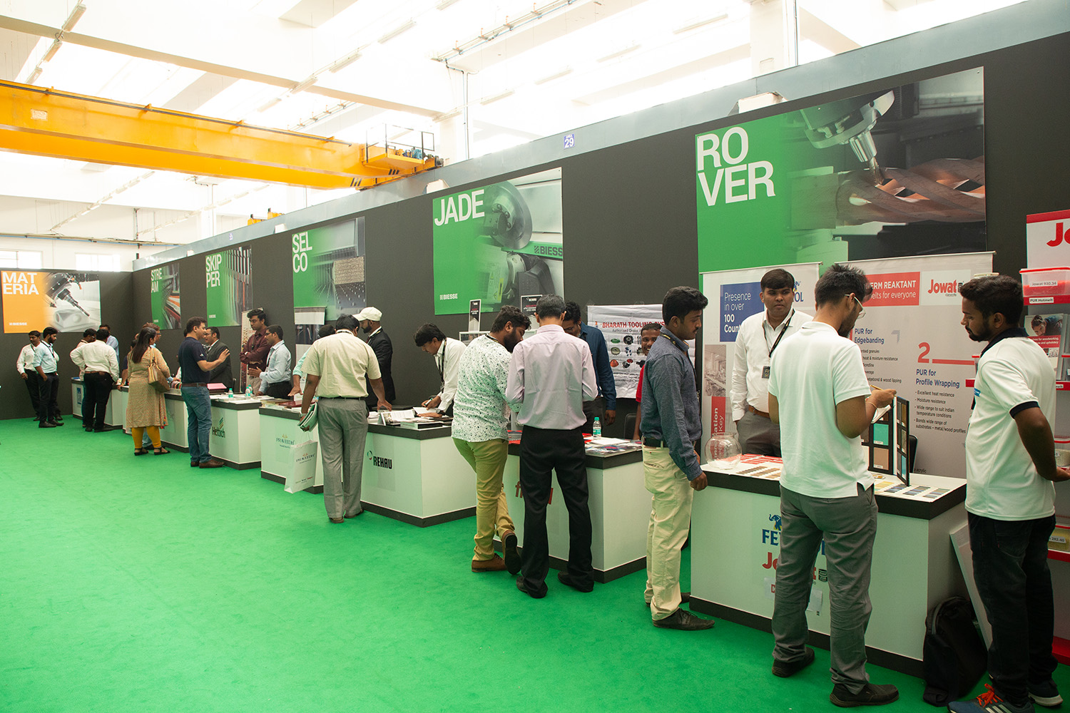 INSIDE BIESSE INDIA 2019: Photo 3