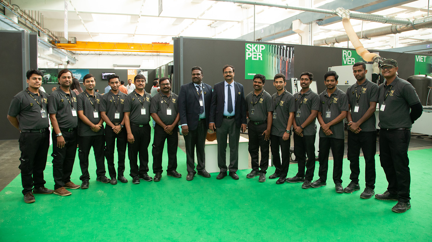 INSIDE BIESSE INDIA 2019: Photo 4
