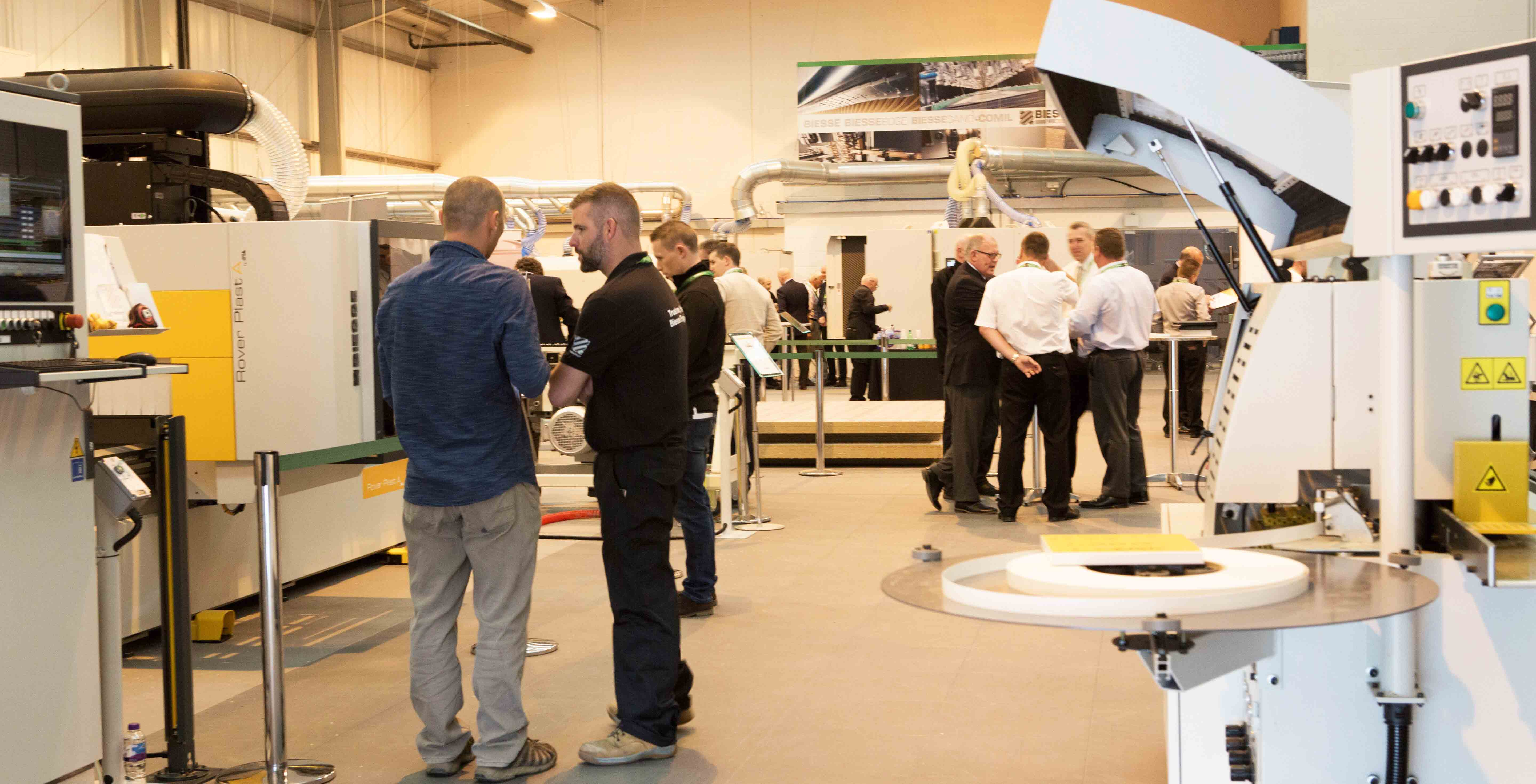 Biesse to host The Furniture Makers' Company Manufacturing Guild Mark open day: Photo 4