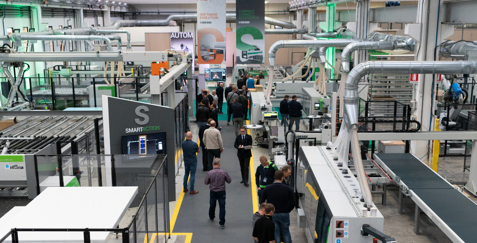 Inside Biesse 2019: Photo 4
