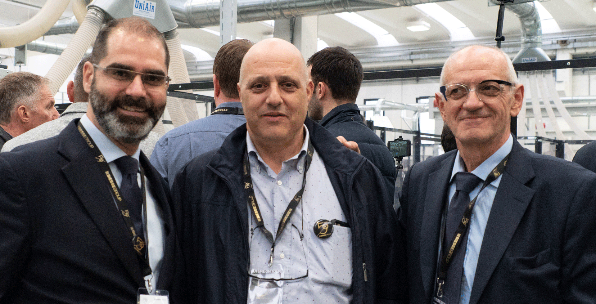 Inside Biesse 2019: Photo 9
