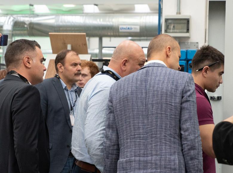 Inside Biesse 2019'da, dijital fabrika ile olan randevunuzu kaçırmayın!