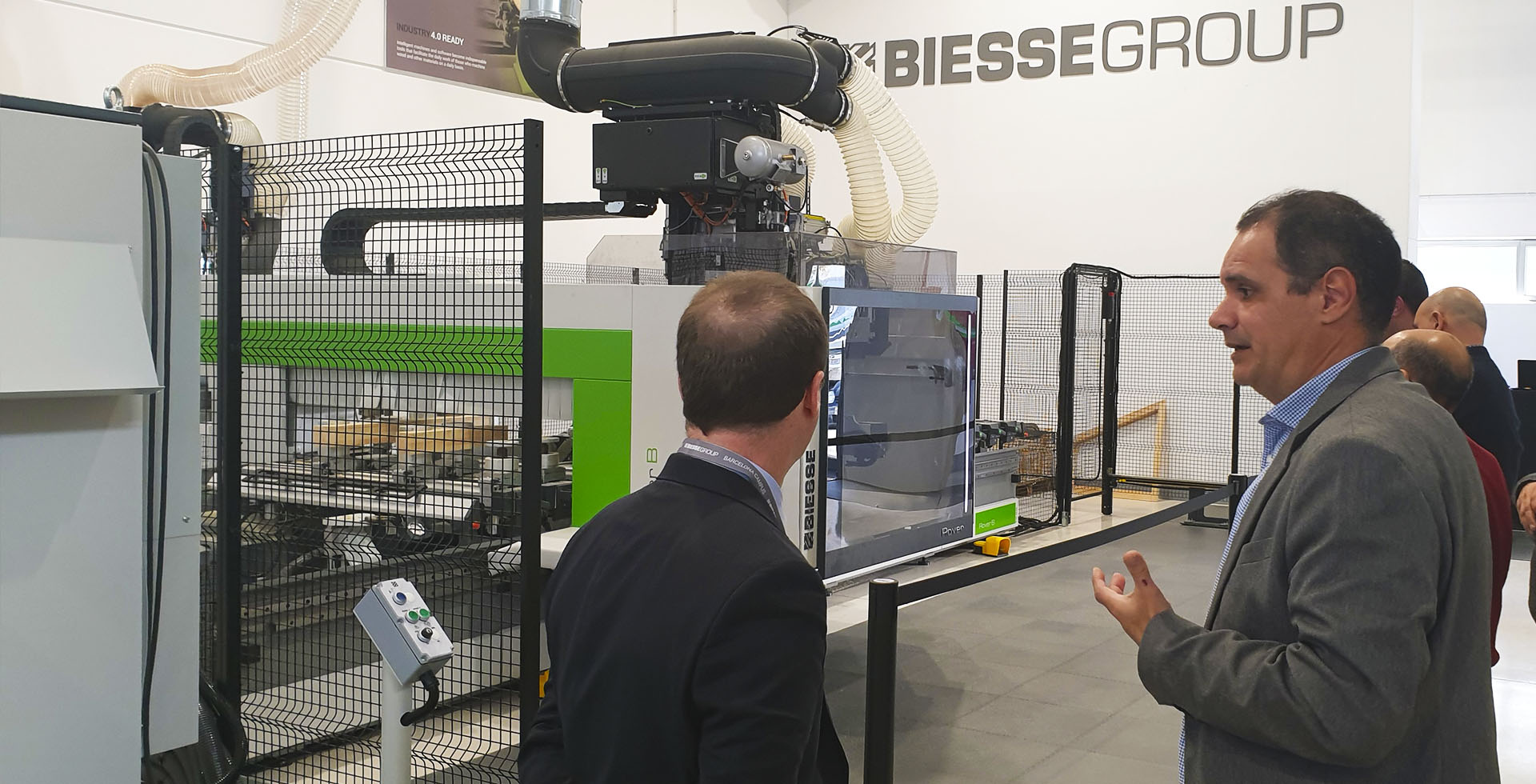 Main Inside Biesse Ibérica 2019: Photo 1
