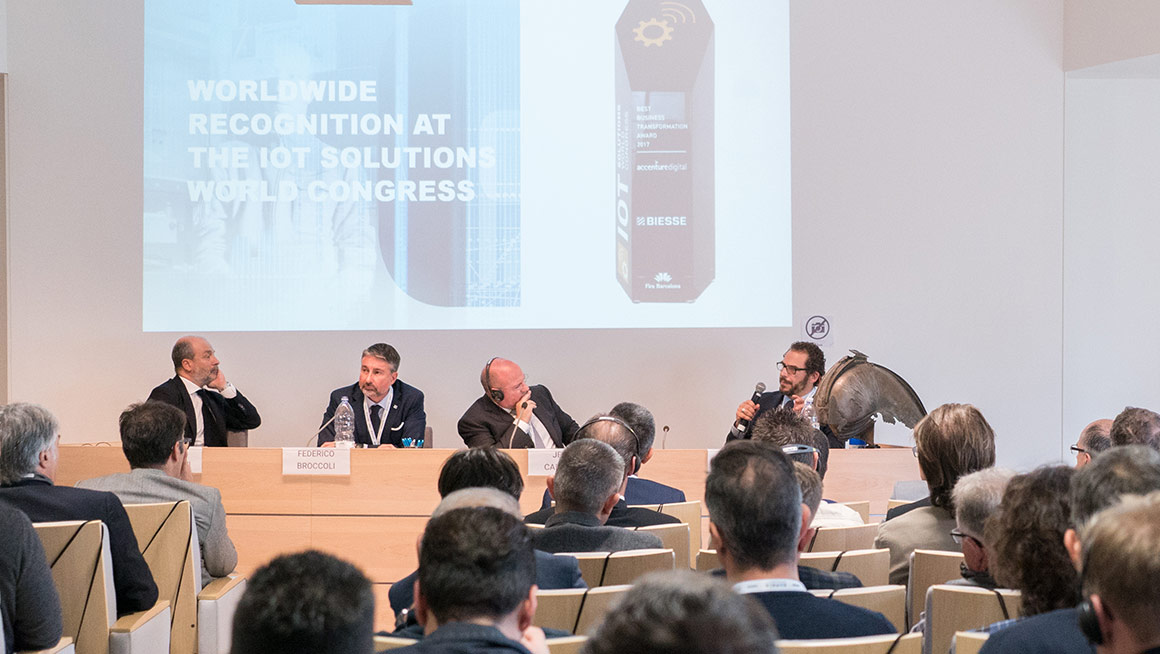 Biesse Inside event is confirmed as one of the leading points of reference for the sector: Photo 1