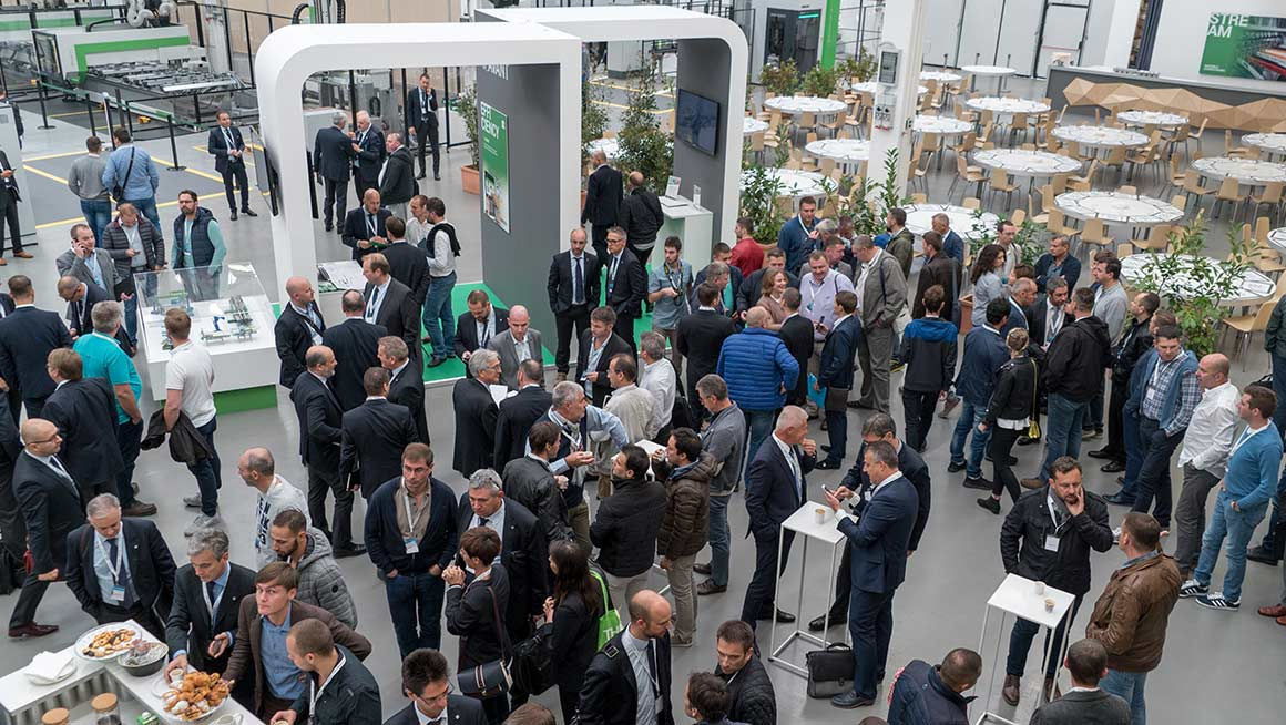 Biesse Inside event is confirmed as one of the leading points of reference for the sector: Photo 3