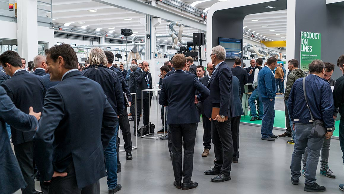 Biesse Inside event is confirmed as one of the leading points of reference for the sector: Photo 4