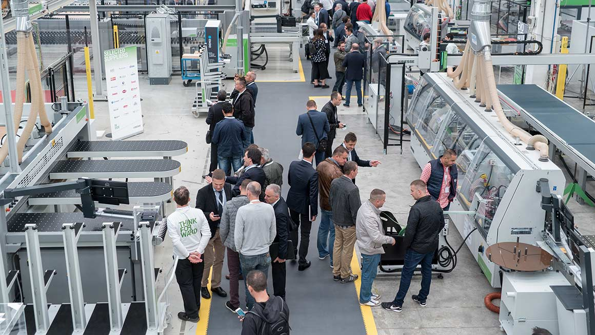 Biesse Inside event is confirmed as one of the leading points of reference for the sector: Photo 5