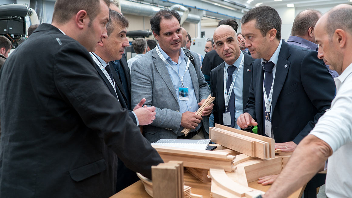 Biesse Inside event is confirmed as one of the leading points of reference for the sector: Photo 7