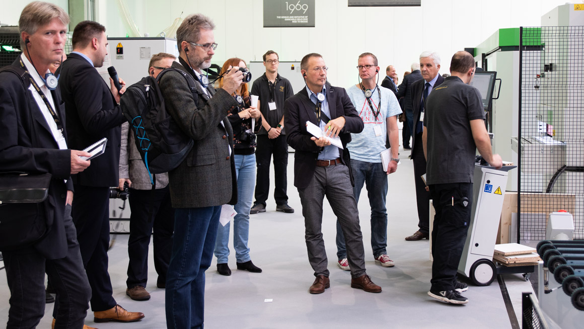 Biesse Group inaugurates the new Ulm Campus in Germany: Photo 1