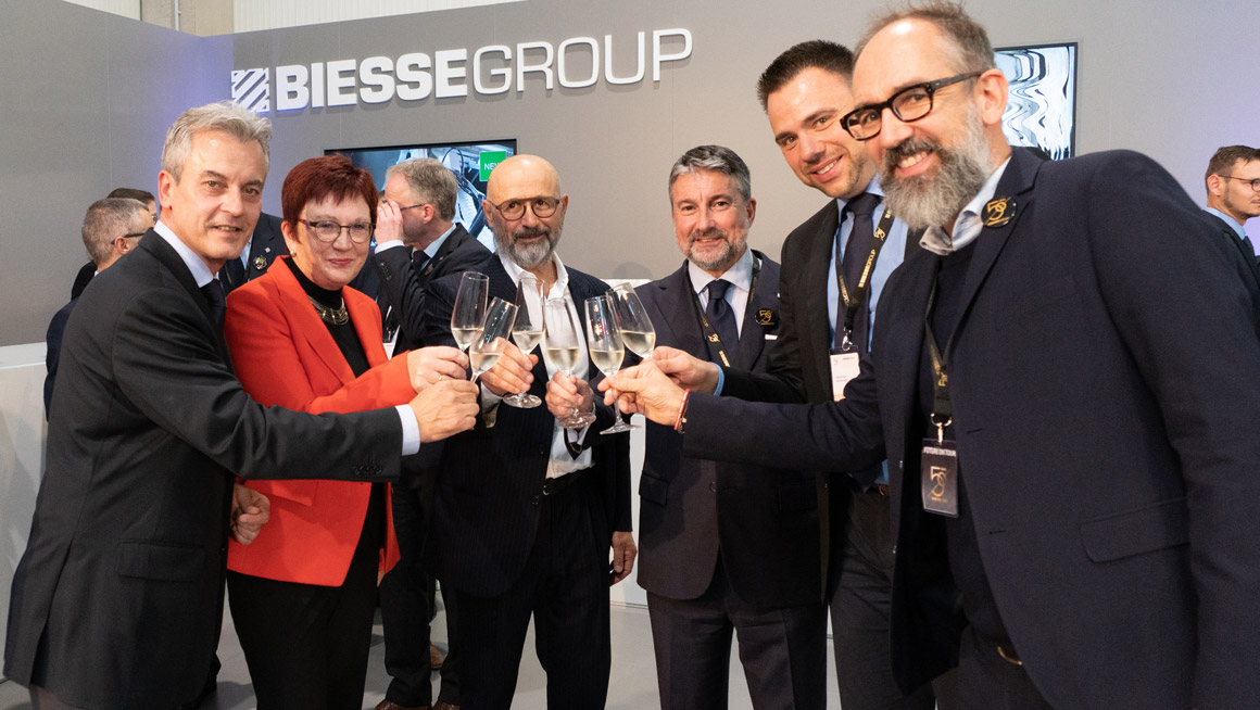 Biesse Group inaugurates the new Ulm Campus in Germany: Photo 4