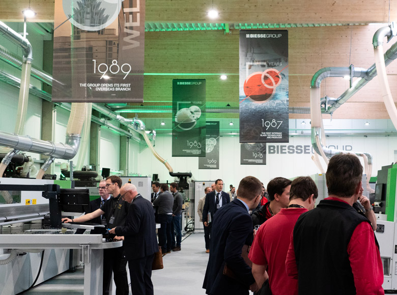 Biesse Group inaugurates the new Ulm Campus in Germany