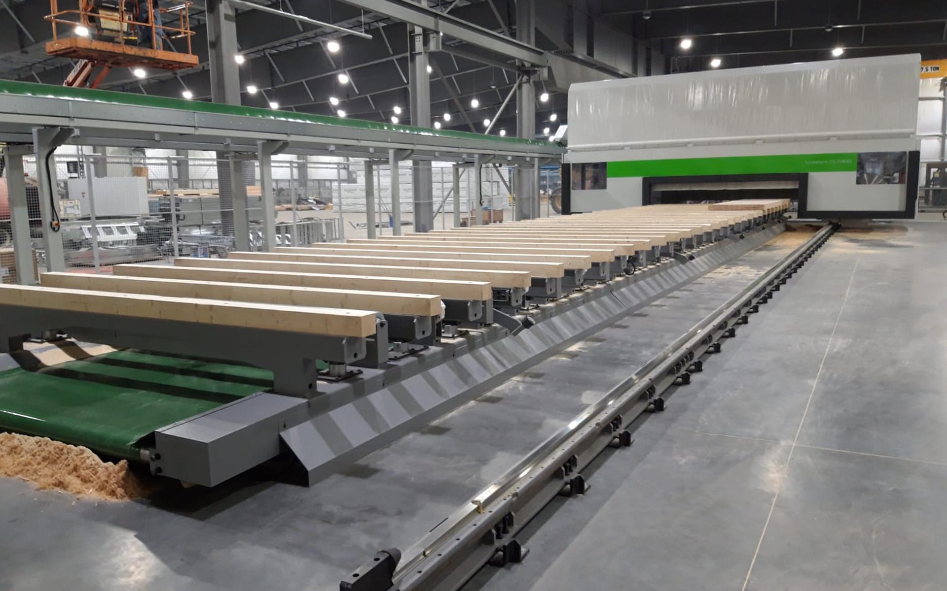 Kalesnikoff Mass Timber Begins New Era: Photo 1