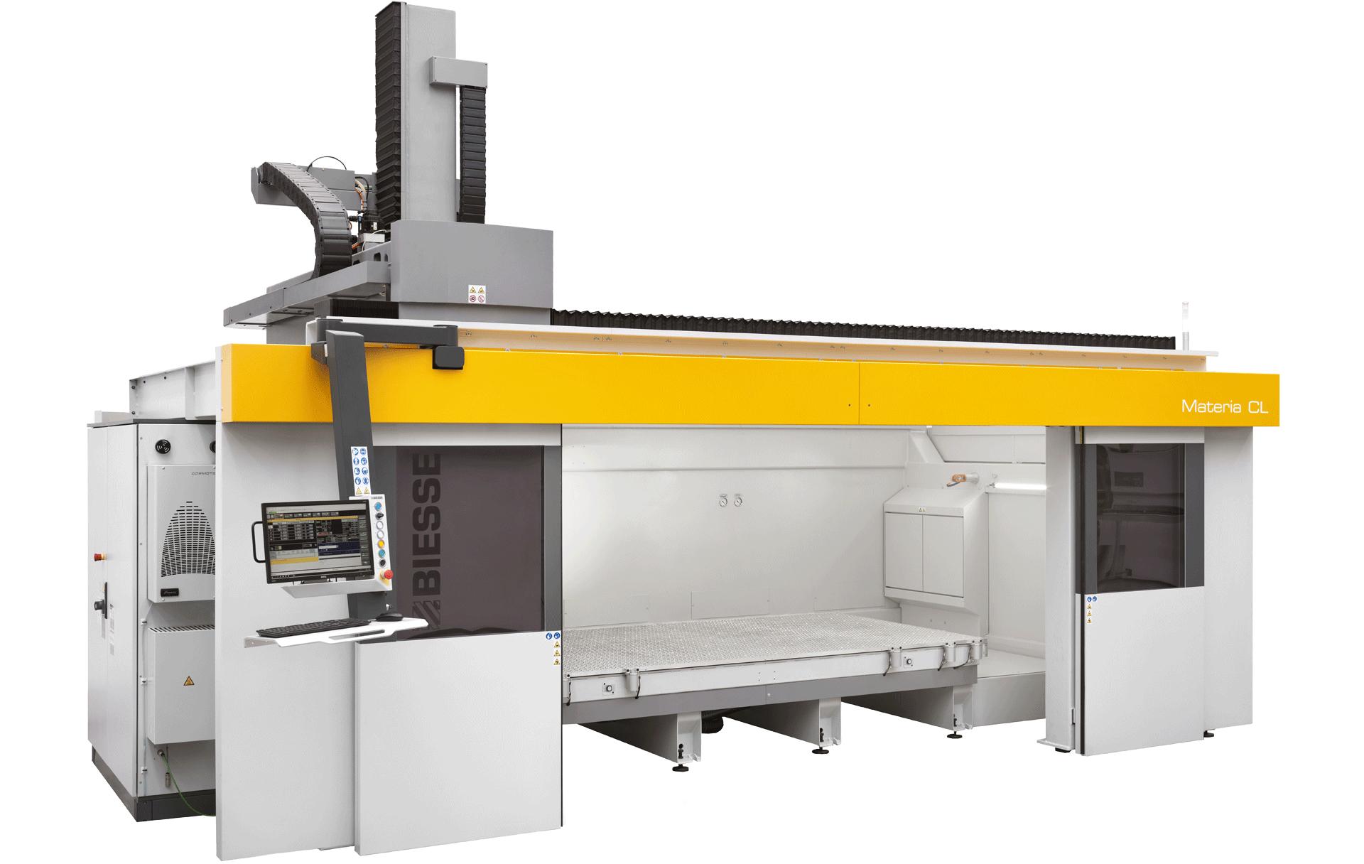 5 axis cnc machine plastic MATERIA CL: Photo 2