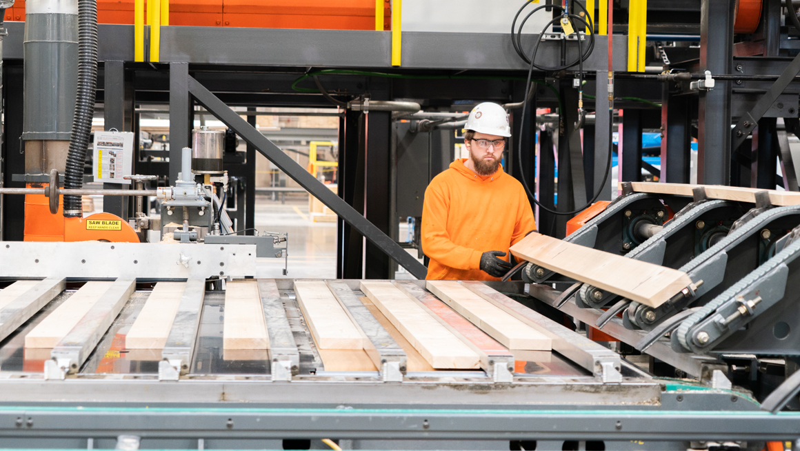 New Katerra CLT Factory Goes Big with Biesse/Uniteam: Photo 1