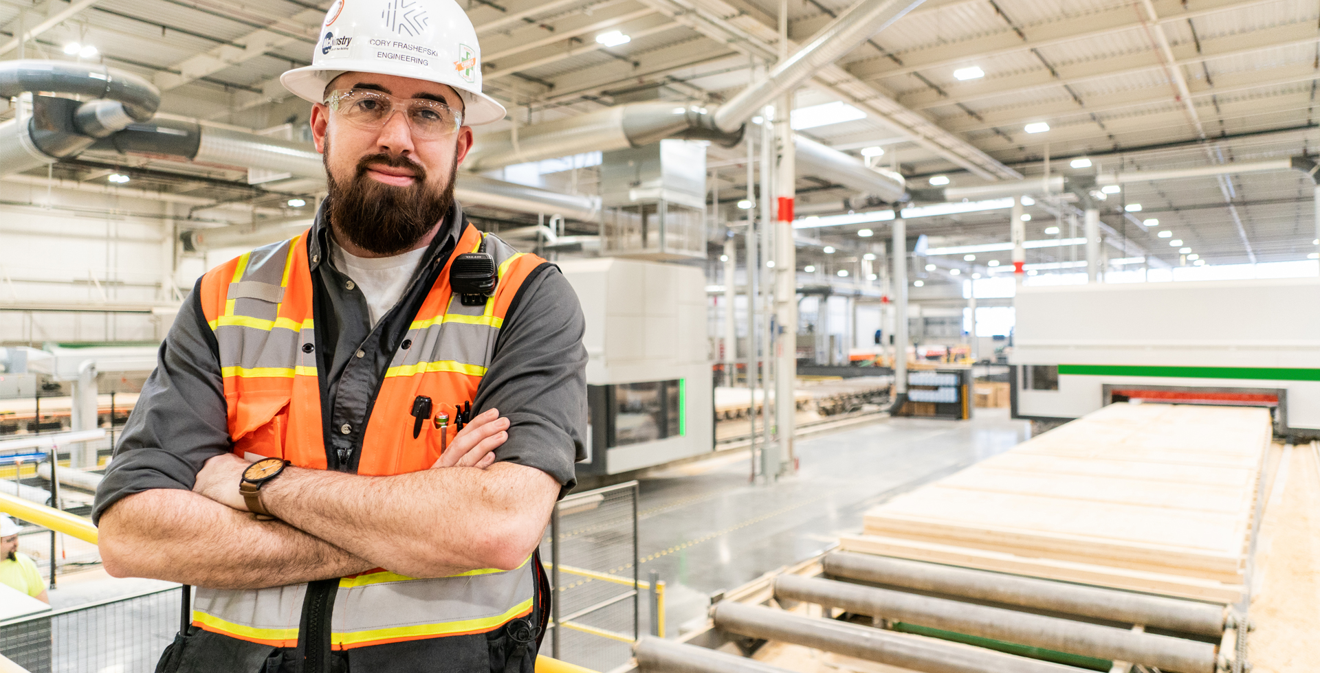 New Katerra CLT Factory Goes Big with Biesse/Uniteam: Photo 2