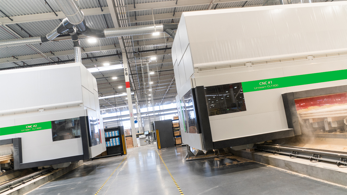 New Katerra CLT Factory Goes Big with Biesse/Uniteam: Photo 3