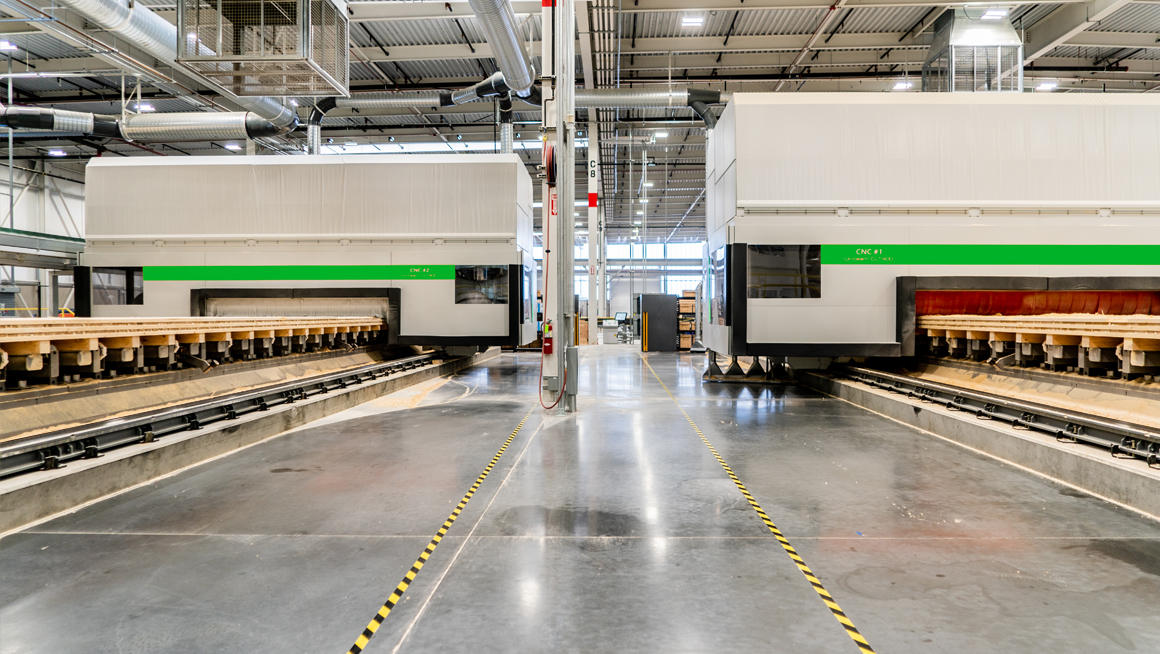 New Katerra CLT Factory Goes Big with Biesse/Uniteam: Photo 5