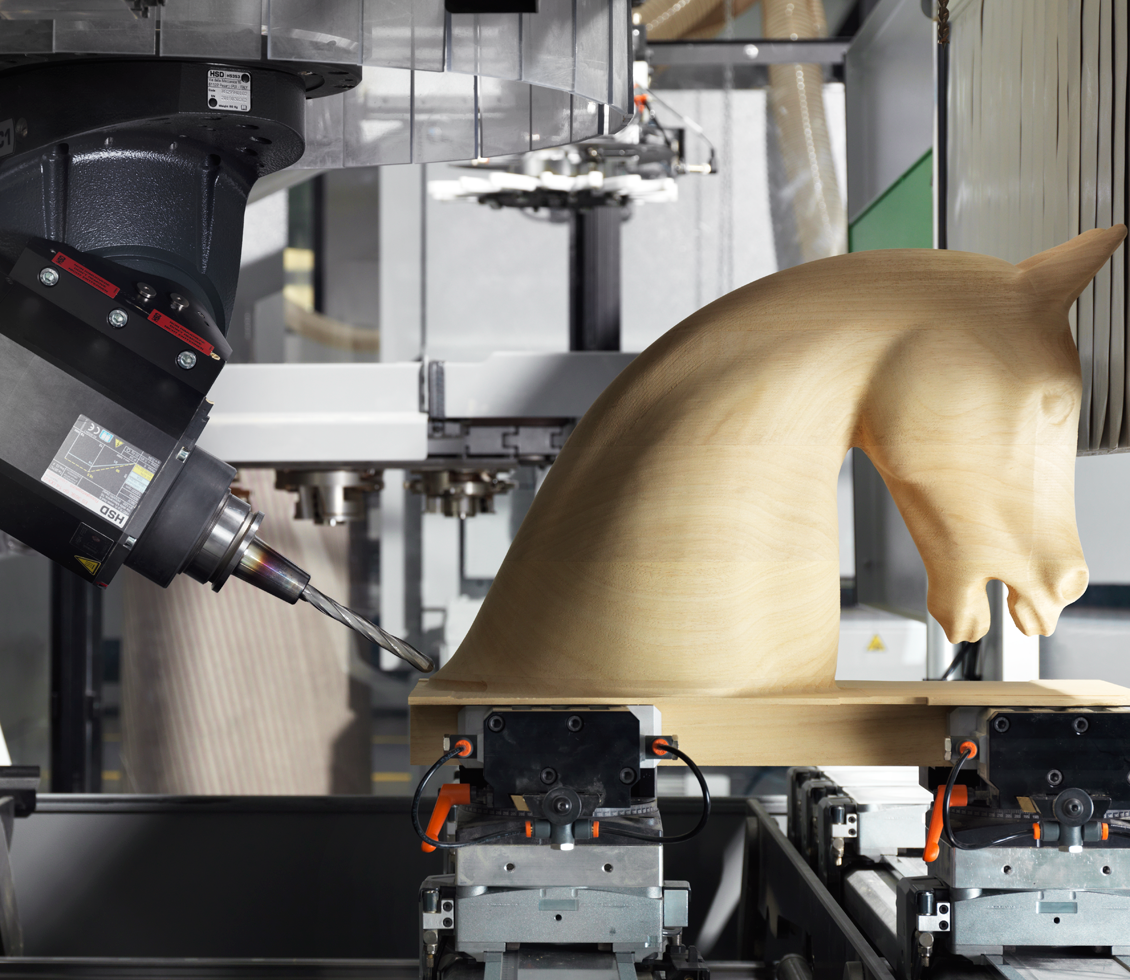 CNC Milling Machines ROVER C: Photo 3